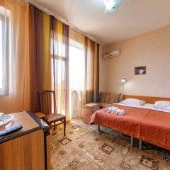 Гостиница Кузбасс Стандартный номер с двуспальной кроватью фото 10