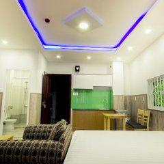 Апартаменты Bach Duong Apartment интерьер отеля