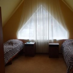Хостел Красная Поляна Кровать в общем номере с двухъярусными кроватями фото 11