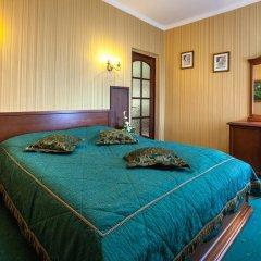 Гостиница Вилла Анна 4* Стандартный номер с двуспальной кроватью фото 7