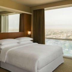 Отель Four Points by Sheraton Kuwait 4* Стандартный номер с различными типами кроватей фото 2