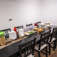 Happy 7 Hostel & Apartments питание фото 3