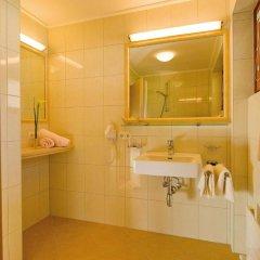 Отель Sunny Австрия, Хохгургль - отзывы, цены и фото номеров - забронировать отель Sunny онлайн ванная