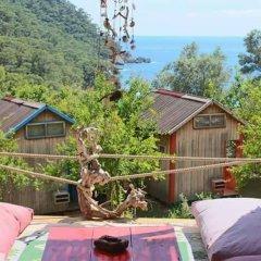 Отель Sultan Camp Патара балкон