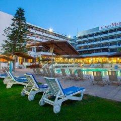 Отель Cavo Maris Beach пляж фото 2