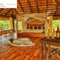 Отель Yala Safari Camping Шри-Ланка, Катарагама - отзывы, цены и фото номеров - забронировать отель Yala Safari Camping онлайн спа