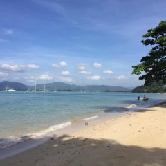 Курортный отель Crystal Wild Panwa Phuket пляж
