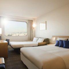 Отель Novotel Paris Centre Tour Eiffel 4* Улучшенный номер с разными типами кроватей фото 2