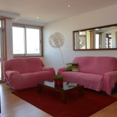 Отель Flat in Porto- Boavista Апартаменты разные типы кроватей фото 9