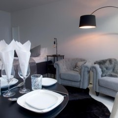 Апартаменты Helsinki Homes Apartments питание