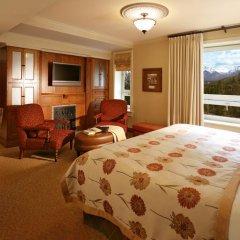 Отель Fairmont Banff Springs 4* Люкс с различными типами кроватей