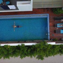 Отель Plumeria Maldives балкон