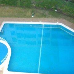 Отель Apartamentos Leziria Португалия, Виламура - отзывы, цены и фото номеров - забронировать отель Apartamentos Leziria онлайн бассейн фото 2