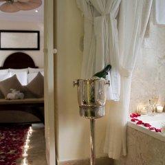 Отель Royal Hideaway Playacar All Inclusive - Adults only 4* Номер Делюкс с различными типами кроватей фото 2