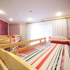 VIVA hostel Кровать в общем номере двухъярусные кровати фото 10