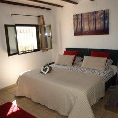 Отель B&B La Casa Blanca Barbarroja Ориуэла комната для гостей фото 2