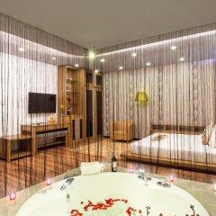 Valentine Hotel 3* Люкс с различными типами кроватей фото 12