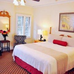 Отель The Eagle Inn 3* Стандартный номер с двуспальной кроватью фото 7
