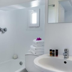 Отель Bay Bees Sea view Suites & Homes 2* Коттедж с различными типами кроватей фото 36