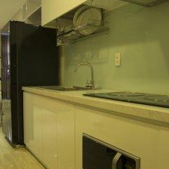 Апартаменты Sunny Serviced Apartment Апартаменты с различными типами кроватей фото 6