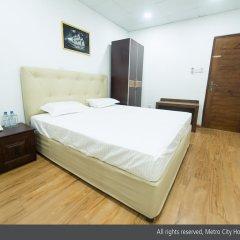 Metro City Hotel 3* Номер Делюкс с различными типами кроватей фото 5