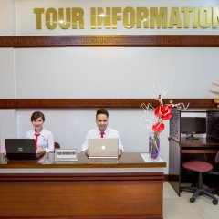 Hanoi Amanda Hotel 3* Стандартный семейный номер с двуспальной кроватью
