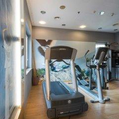 Отель Scandic Wroclaw фитнесс-зал фото 3