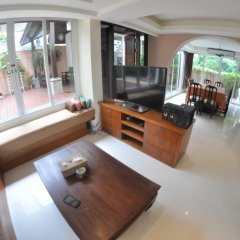 Отель Baan Khao Hua Jook 3* Вилла с различными типами кроватей фото 18