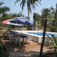 Отель Bungalos Sol Dorado 2* Вилла с различными типами кроватей фото 15