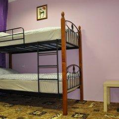 Славянка хостел Кровать в мужском общем номере с двухъярусными кроватями фото 10