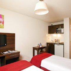 Отель Séjours et Affaires Paris Malakoff 2* Студия с различными типами кроватей фото 9