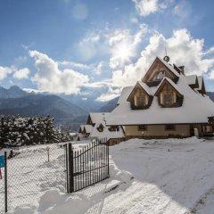 Отель udanypobyt Domy Mountain Premium Косцелиско городской автобус