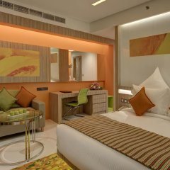 Al Khoory Atrium Hotel 4* Номер Club с двуспальной кроватью фото 2