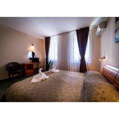 Hotel Kavkaz Golden Dune - Все включено 4* Стандартный семейный номер с двуспальной кроватью фото 6