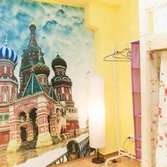 Гостиница Landish Hostel в Москве 4 отзыва об отеле, цены и фото номеров - забронировать гостиницу Landish Hostel онлайн Москва комната для гостей фото 3