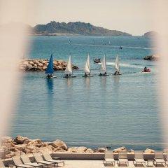 Отель Pullman Marseille Palm Beach 4* Стандартный номер с различными типами кроватей фото 2