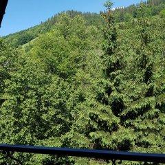 Отель Zakopianka Закопане балкон