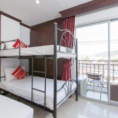 Отель Patong Buri 3* Стандартный номер с различными типами кроватей фото 16