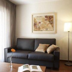 Отель Apartamentos Turisticos Madanis Апартаменты с различными типами кроватей фото 9