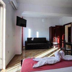 Отель Flats Myzo Malka Албания, Ксамил - отзывы, цены и фото номеров - забронировать отель Flats Myzo Malka онлайн комната для гостей фото 5