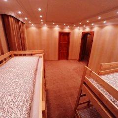 Гостиница Майкоп Сити Кровать в общем номере с двухъярусной кроватью фото 27