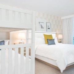 Отель Wyndham Grand Clearwater Beach 4* Номер Делюкс с различными типами кроватей