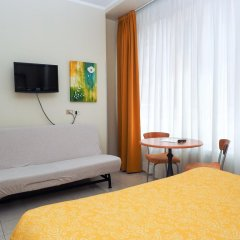 Отель Aparthotel Navigli Италия, Милан - отзывы, цены и фото номеров - забронировать отель Aparthotel Navigli онлайн комната для гостей фото 8