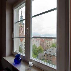 Отель Apartamenty Zacisze Апартаменты с различными типами кроватей фото 24