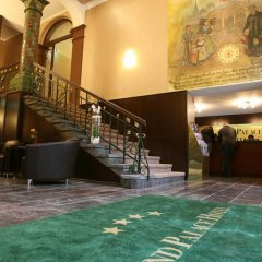 Grand Palace Hotel Hannover бассейн