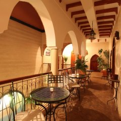 Отель Riad Zen House Марракеш питание