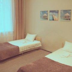 Мини-Отель Агиос на Курской 3* Номер Делюкс с 2 отдельными кроватями