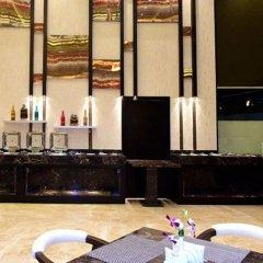 Отель The Flora Grand Гоа гостиничный бар