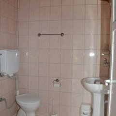Отель Mazi Sahil Pansiyon Торба ванная