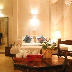 Oasey Beach Hotel 3* Улучшенный номер с различными типами кроватей фото 2